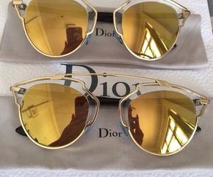dior, glasses, and fashion image