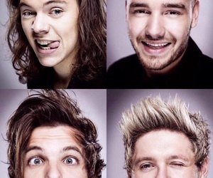 louis, niall, and onedirection image