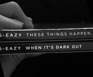 g eazy, these things happen, and young gerald image