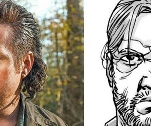 Eugene, the walking dead, and josh mcdermitt image