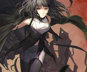 anime, blake belladonna, and rwby image