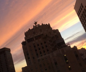 colourful, san francisco, and sky image