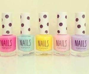 color, make-up, and nail image