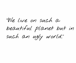 quotes, planet, and text image