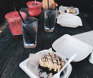 food, drink, and water image