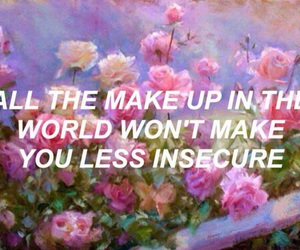 melanie martinez, quotes, and flowers image