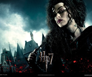 harry potter and bellatrix lestrange image
