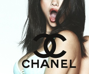 selena gomez, chanel, and spring breakers image