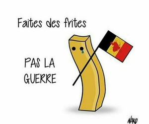 belgium, brussels, and French Fries image