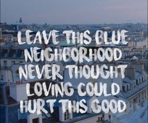 troye sivan, wild, and blue neighbourhood image