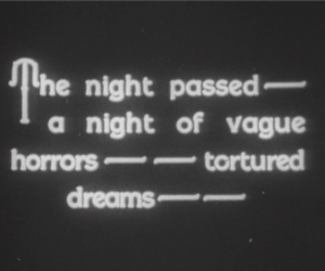 nightmares and title card image