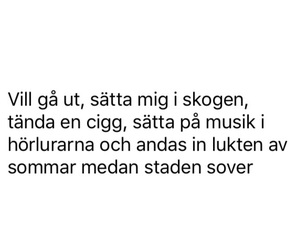 quotes, sommar, and svenska image