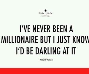 quote and kate spade image