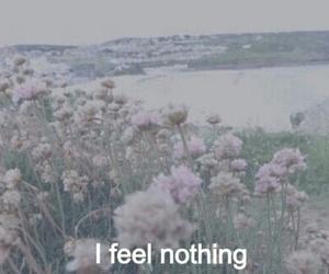 feel, grunge, and nothing image