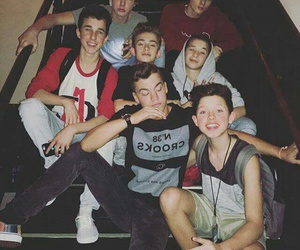 blake, jacob sartorius, and brandon rowland image