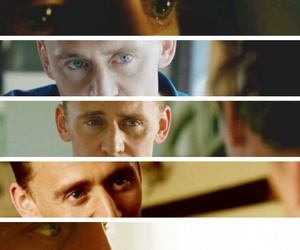 eyes, tom hiddleston, and the night manager image
