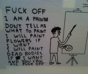 art, Painter, and tumblr image