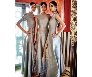 lehenga, indian fashion, and indian dresses image