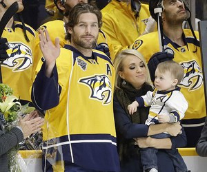 carrie underwood, mike fisher, and dailymail image