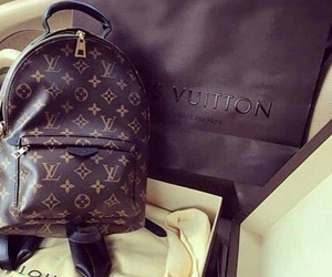 louis, LV, and vuitton image