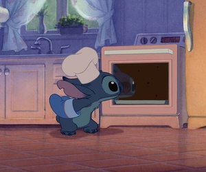 stitch, disney, and cute image