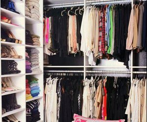 chic, closets, and Dream image