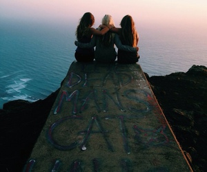 friends, friendship, and girls image