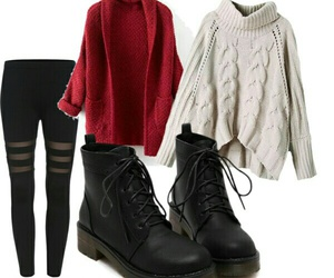 moda, outfits, and ropa image