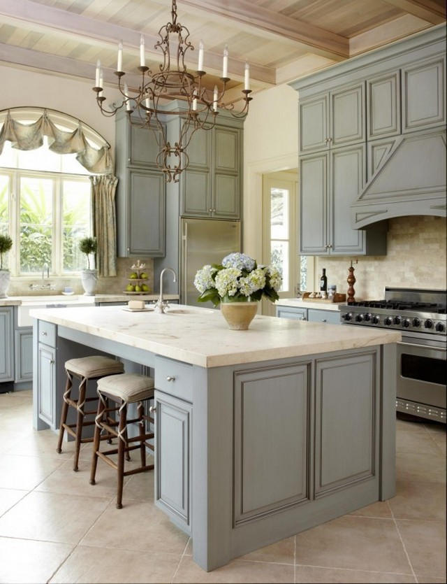 Small French Cottage Kitchens Discovered By Home Decor Ideas