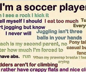 soccer, sports, and i play image