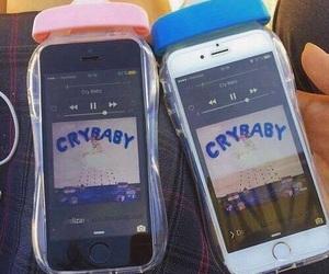 melanie martinez, crybaby, and iphone image