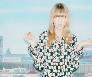 Taylor Swift, blue, and Swift image