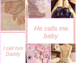 babe, baby, and bae image