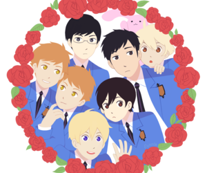 ouran host club image