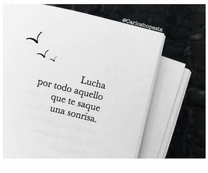 frases, libros, and sonrisas image