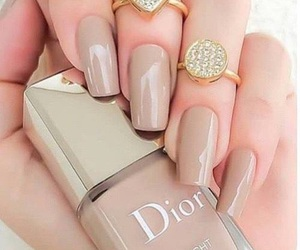 beauty, beige, and dior image