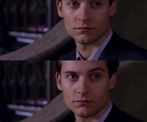 Hot and Tobey Maguire image