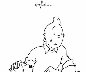 brussels, tintin, and art image