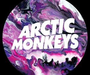 arctic monkeys, grunge, and purple image