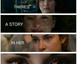 the hunger games, twilight, and divergent image