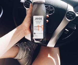 car, drink, and juice image