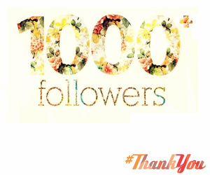 1000, awesome, and followers image