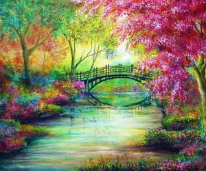 colors, colorful, and Dream image