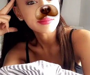 ariana grande and dangerous woman image