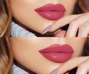 makeup and 💗 image