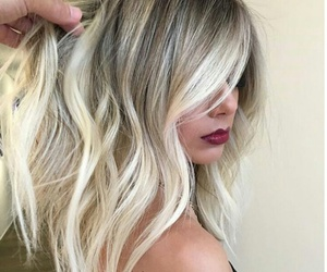 blond, brown, and highlights image