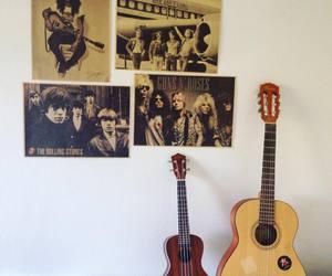 axl rose, grunge, and john bonham image