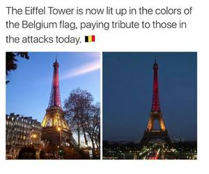 belgium, brussels, and eiffel tower image