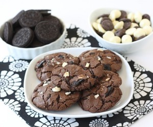 Cookies, chocolate, and food image