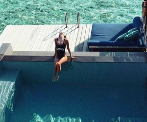 summer, blue, and goals image